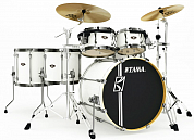 TAMA MK52HLZBNS-SGW Superstar Hyper-Drive Maple Sugar White
